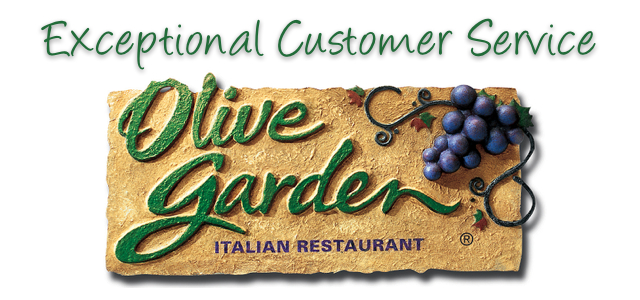 Olive garden exceptional customer service consumer - Does olive garden deliver to your house ...