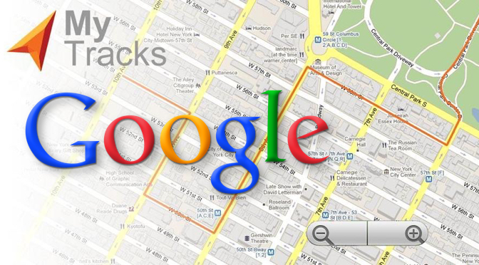Google MyTracks: Crowd-Sourced Collective Brain Drain
