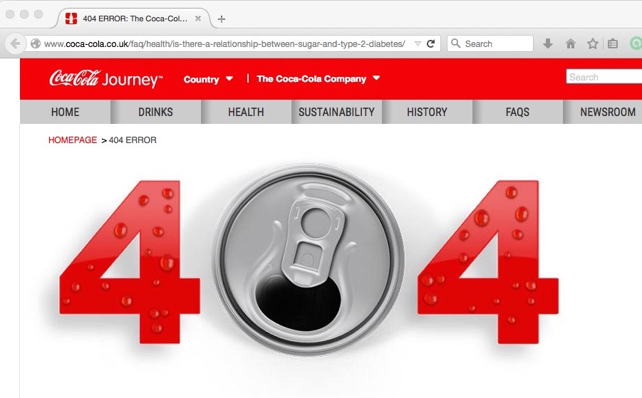 20150412su-coca-cola-diabetes-statement-404-page-error-loading-page-claim